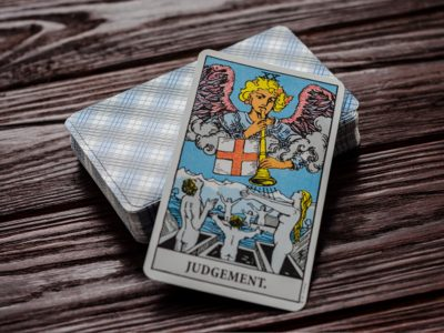 Guía De La Cartas Del Tarot: El Juicio