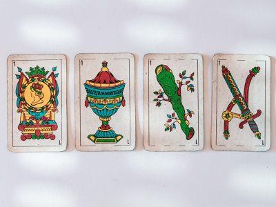 El Tarot con la baraja española
